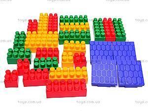 Конструктор «Ник», 52 элемента, , детские игрушки