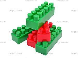 Конструктор «Ник», 52 элемента, , toys.com.ua