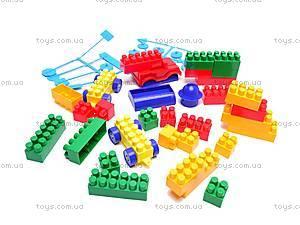 Конструктор «Ник», 87 элементов, , игрушки