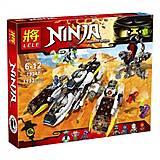 Конструктор Ninja, 1133 детали, 79347