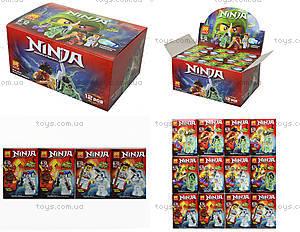 Детский конструктор Ninja, 79157