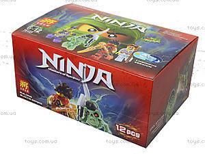 Детский конструктор Ninja, 79157, отзывы