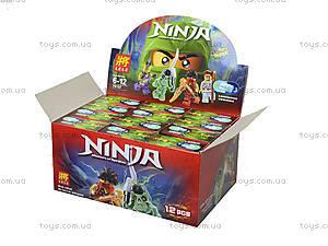 Детский конструктор Ninja, 79157, детские игрушки