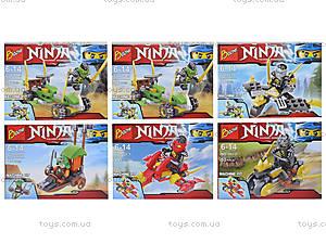 Конструктор «Летательные аппараты Ninja», 16 видов, 101(1-8), цена
