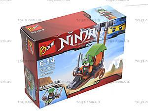 Конструктор «Летательные аппараты Ninja», 16 видов, 101(1-8), игрушки