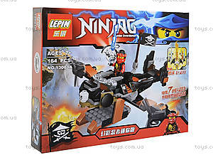 Конструктор Ninja «Дирижабль», 161 деталь, 13001C, фото