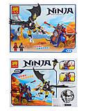 Конструктор «Ninja», 206 деталей, 31013, фото