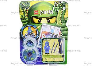 Конструктор «Ниндзя», 4 вида, LB0721, toys