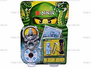 Конструктор «Ниндзя», 4 вида, LB0721