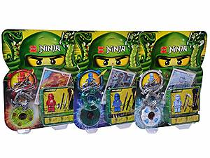 Конструктор «Ниндзя», 4 вида, LB0721, цена