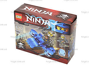 Конструктор серия Ninja, 52 деталей, SX3002-3, фото