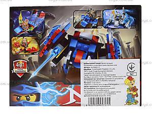 Конструктор серия Ninja, 52 деталей, SX3002-3, отзывы