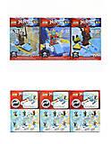 Конструктор для мальчиков «Ninja», 3D34901-34906H, купить