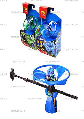 Конструктор для детей «Ниндзя с запуском», 79059