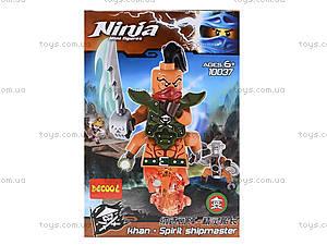 Конструктор с героями Ninja, 6 видов, 10035-10040, купить