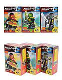 Конструктор серии «Ninja», разные виды, 10023-10028, купить