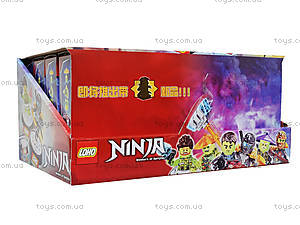 Конструктор Ninja «Новые герои», SX3000, отзывы
