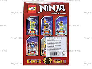 Конструктор Ninja «Новые герои», SX3000, цена