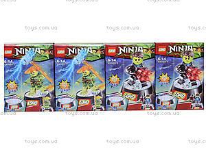 Конструктор Ninja «Новые герои», SX3000, детские игрушки