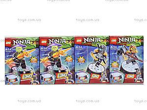 Конструктор Ninja «Новые герои», SX3000, магазин игрушек