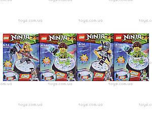 Конструктор Ninja «Новые герои», SX3000, toys.com.ua