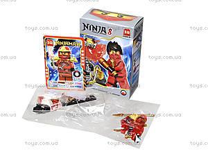 Конструктор для детей «Новые герои-ниндзя», 820014-21, фото