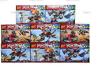 Конструктор Ninja «Сражение в воздухе», 104-1-4, купить