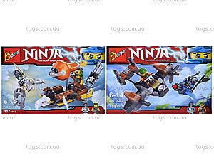 Конструктор Ninja «Сражение в воздухе», 104-1-4, фото
