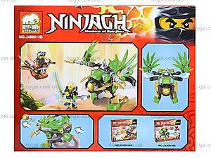 Конструктор Ninja «Летающий фантом», JX80014, купить
