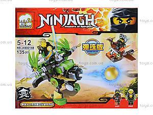 Конструктор Ninja «Летающий фантом», JX80014, отзывы