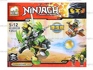 Конструктор Ninja «Летающий фантом», JX80014, цена