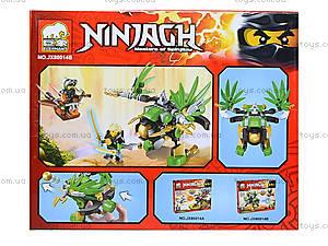 Конструктор Ninja «Летающий фантом», JX80014, магазин игрушек