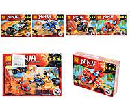 Игровой конструктор серии «Ninja», 91003, отзывы