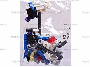 Конструктор детский «Машина», 174 элемента, 9730, отзывы