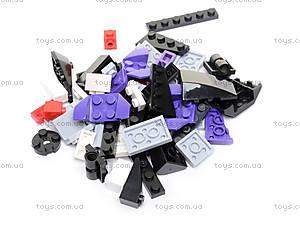 Конструктор детский «Машина», 256 элементов, 9732, детские игрушки