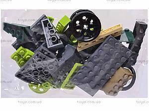 Конструктор для детей «Мотоцикл-змей», 9774, фото