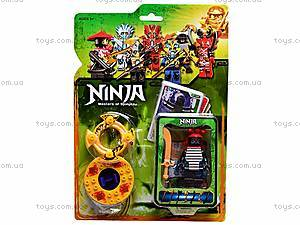 Конструктор «Ниндзя» на планшете, 9372, цена