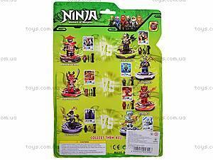 Конструктор «Ниндзя» на планшете, 9372, toys.com.ua