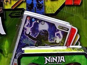 Конструктор «Ниндзя» на планшете, 9372, toys
