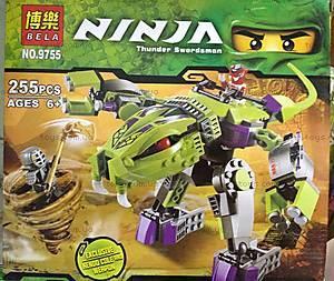 Игровой конструктор «Робот-кобра», 9755, купить