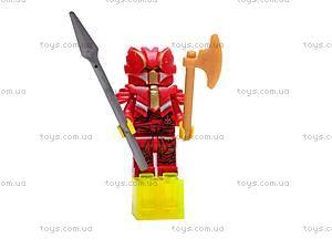 Конструктор «Ниндзя» с оружием, 9775, купить