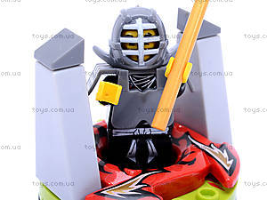 Конструктор «Ниндзя», с юлой, 9744-9746, цена