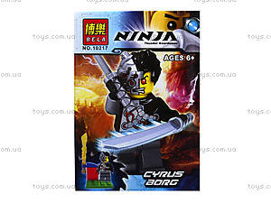 Конструктор «Робот-воин», 10212-10217, фото