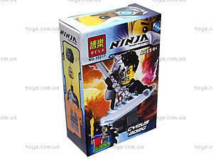 Конструктор «Робот-воин», 10212-10217
