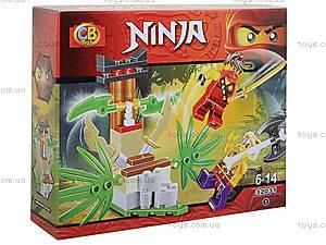 Конструктор Ninja «Схватка у алтаря», 32031-4, фото