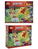 Конструктор Ninja «Схватка у алтаря», 32031-4, купить