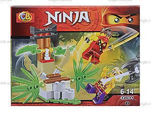 Конструктор Ninja «Схватка у алтаря», 32031-4, отзывы
