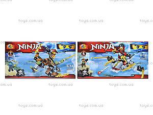 Конструктор Ninja «Атака с воздуха», 32054, купить