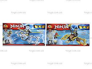 Конструктор Ninja «Атака с воздуха», 32054, отзывы