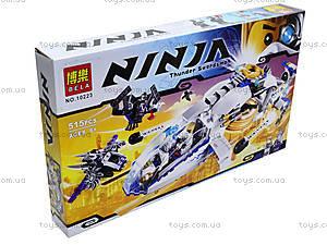 Конструктор «Самолет для ниндзя», 10223